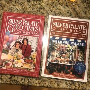 Two Silver Palate cookbooks